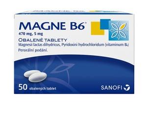 MAGNE B6 470MG/5MG obalené tablety 50
