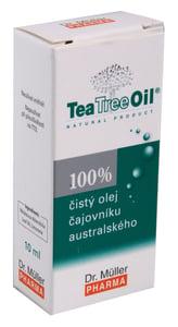 Tea Tree Oil 100 % čistý 10ml Dr.Müller