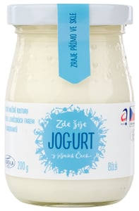 Agrola Jogurt bílý
