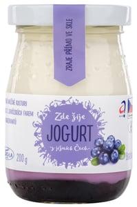 Agrola Jogurt borůvka