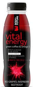 Body and Future Vital energy