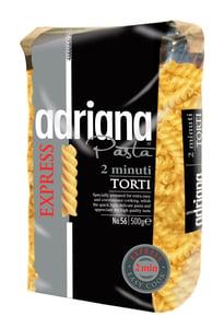 Adriana Torti 2 min express