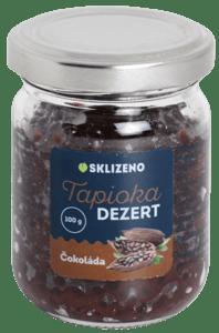 Tapioka dezert čokoládová