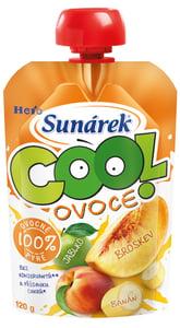 Sunárek Cool ovoce Broskev, Banán, Jablko