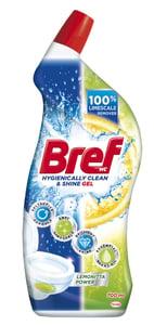 Bref Hygiene Gel Lemonitta WC čistič
