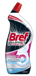 Bref 10xEffect Max White gel WC čistič
