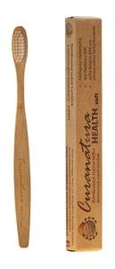 Curanatura Health soft bambusový zubní kartáček