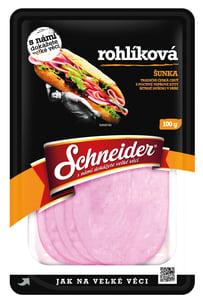 Schneider Rohlíková šunka