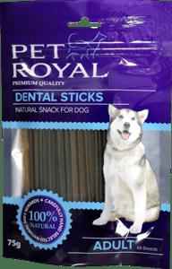 Pet Royal dentální tyčinky pro psy