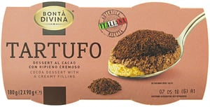 Bonta Divina Tartufo 2x90g