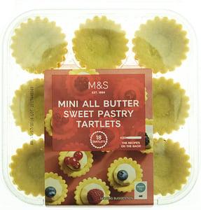 Marks & Spencer Sladké máslové košíčky na zdobení
