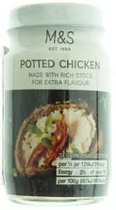 Marks & Spencer Paštika z kuřecího masa