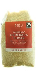 Marks & Spencer Nerafinovaný třtinový cukr Demerara