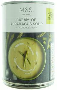 Marks & Spencer Krémová chřestová polévka
