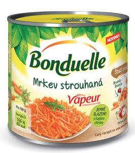 Bonduelle Vapeur Mrkev strouhaná jemné nudličky