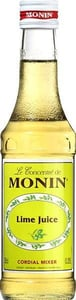 Monin limetkovo-citrónová koncentrovaná šťáva