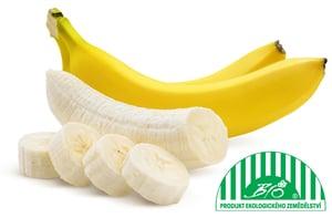 BIO Banány (Fair trade), balení