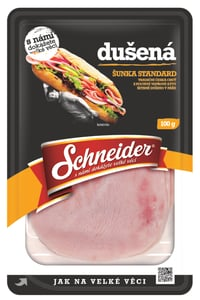 Schneider Dušená šunka standard