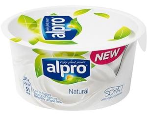Alpro Fresh sojová alternativa jogurtu natural