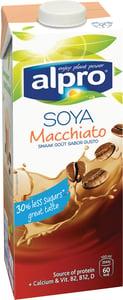 Alpro Sójový nápoj s příchutí macchiato