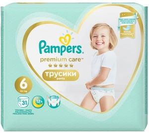 Pampers Pants Premium Value Pack (velikost 6) 31 ks