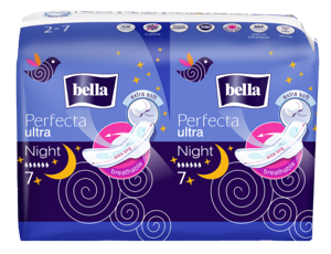 Bella Perfecta Ultra Night Extra Soft