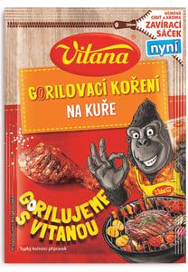 Vitana Gorilovací koření na kuře