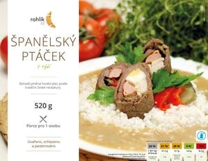 Rohlik.cz Španělský ptáček s rýží