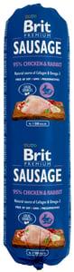 Brit Premium Sausage Chicken & Rabbit salám pro psy