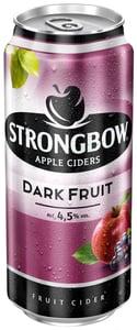 Strongbow Dark Fruit cider plech