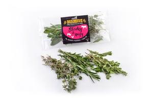 Titbit BBQ směs bylinek na maso (rozmarýn, majoránka, tymián), sáček