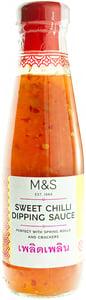 Marks & Spencer Omáčka z chilli papriček a česneku