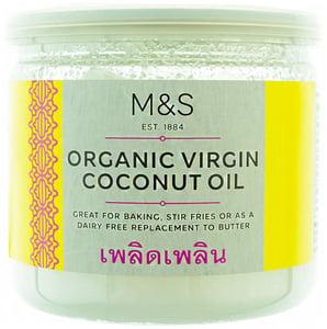 Marks & Spencer BIO Panenský kokosový olej