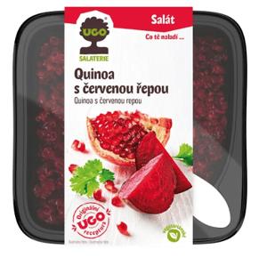 Ugo Salát quinoa s pečenou řepou