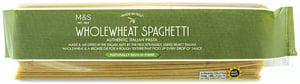 Marks & Spencer Spaghetti celozrnné