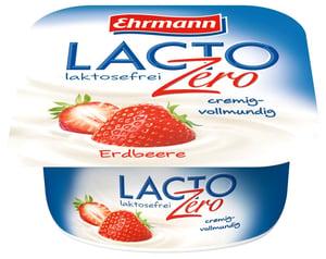 Ehrmann LactoZero bezlaktózový jogurt řeckého typu MIX