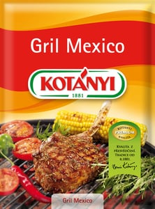 Kotányi Gril Mexico