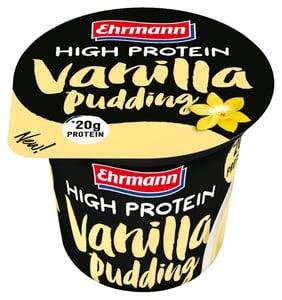 Ehrmann High Protein puding Vanilka