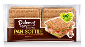 Dulcesol Grahamový toustový chléb
