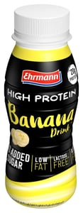 Ehrmann High Protein nápoj banán