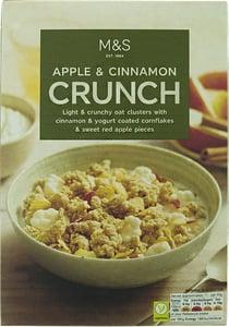 Marks & Spencer Apple & Cinnamon Crunch