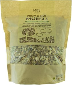Marks & Spencer Fruit & Nut Muesli