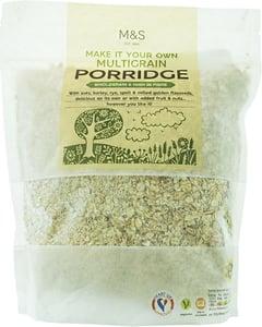 Marks & Spencer Multigrain Porridge