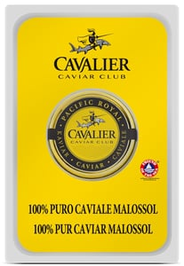 Cavalier Caviar Club Kaviár Pacific Royal