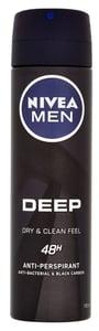 Nivea Men Deep Sprej antiperspirant