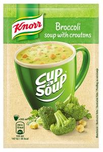 Knorr Instantní polévka Brokolicová s krutony
