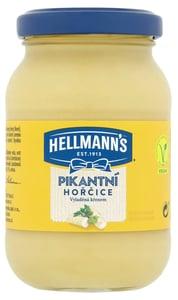 Hellmann's Pikantní hořčice vyladěná křenem