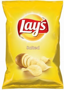 Lay's Chipsy Solené
