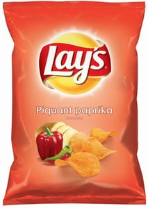 Lay´s Chipsy Pikantní paprika