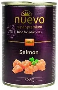Nuevo Prémiové krmivo pro kočky Adult s lososem